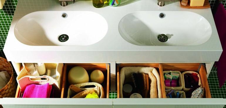 15 решений для обновления ванной комнаты