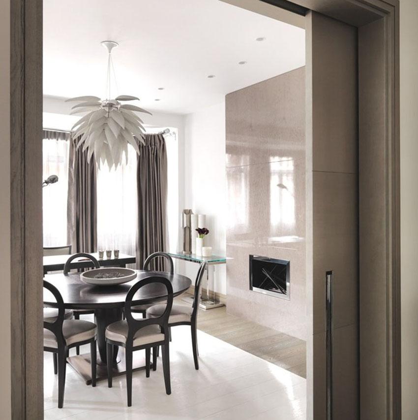 интерьер квартиры в классическом стиле фото