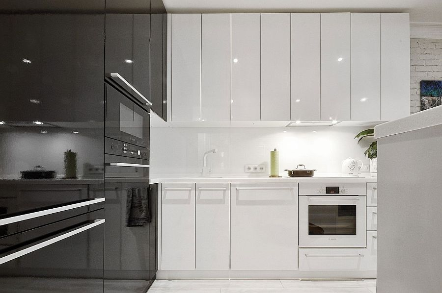 дизайн кухні в квартирі фото