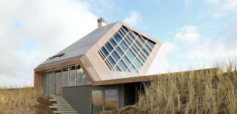 Необычный дом в Нидерландах
