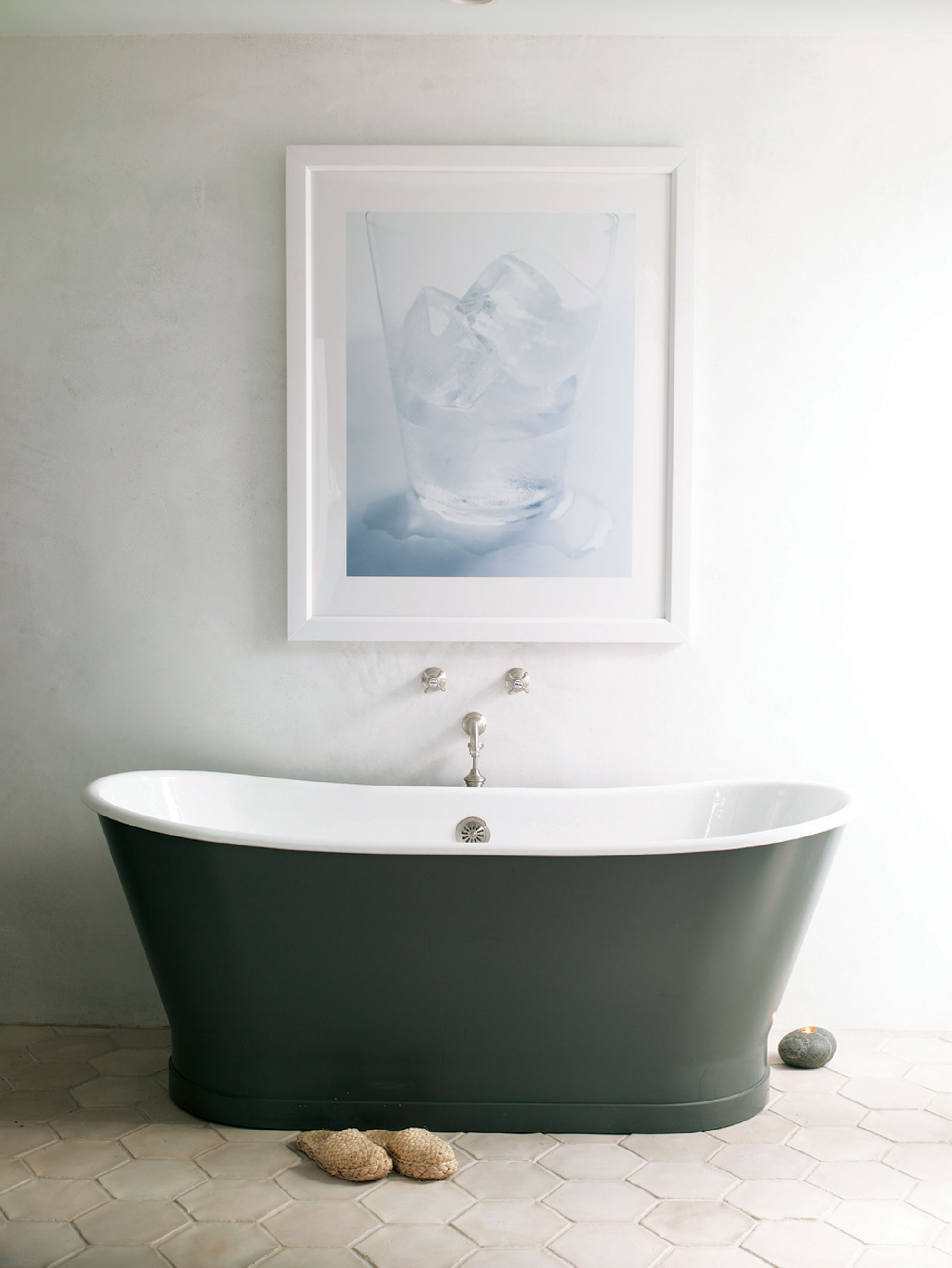 Красивые ванные комнаты в современном стиле