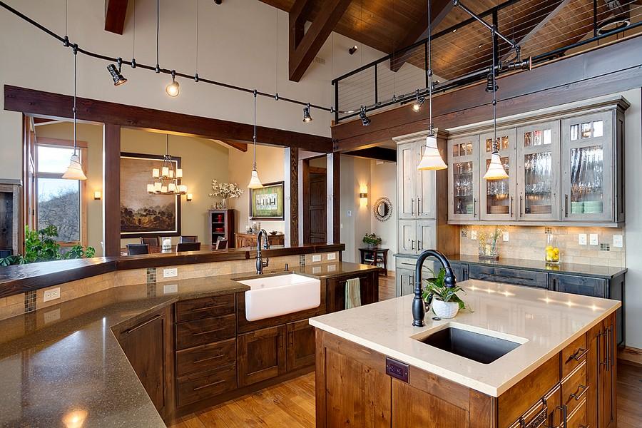 дизайн интерьер дома