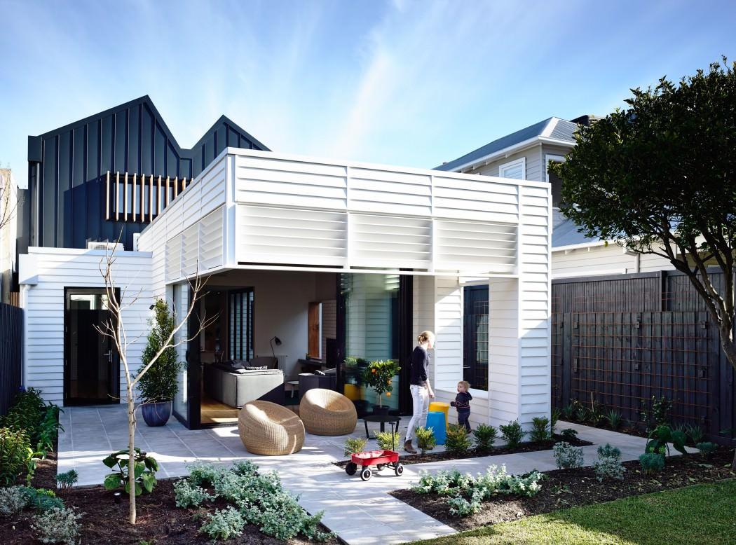 Современный дом из Новой Зеландии