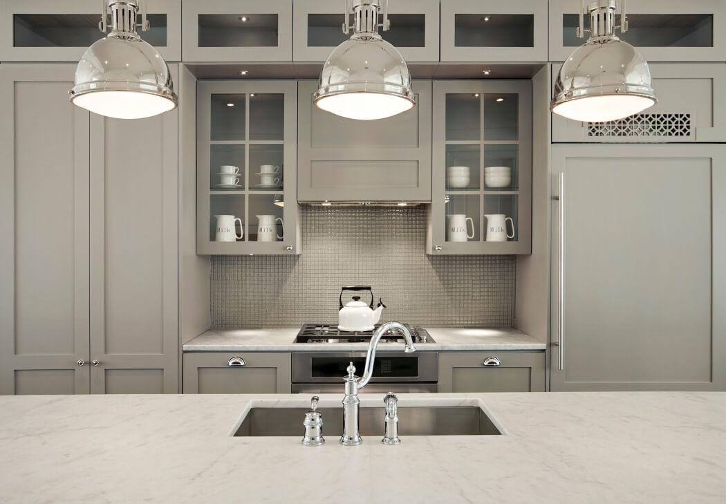 красивая кухня фото