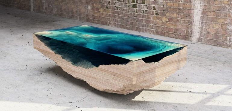 3D-стол от Duffy London
