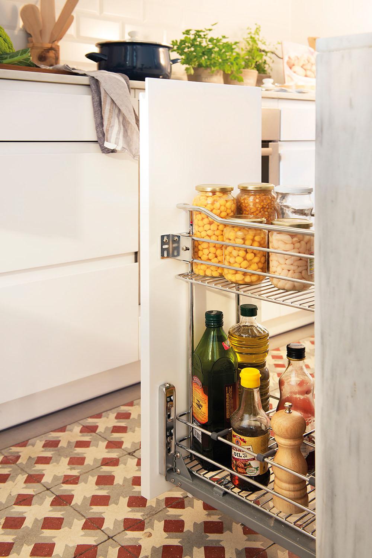 хранение на кухнем