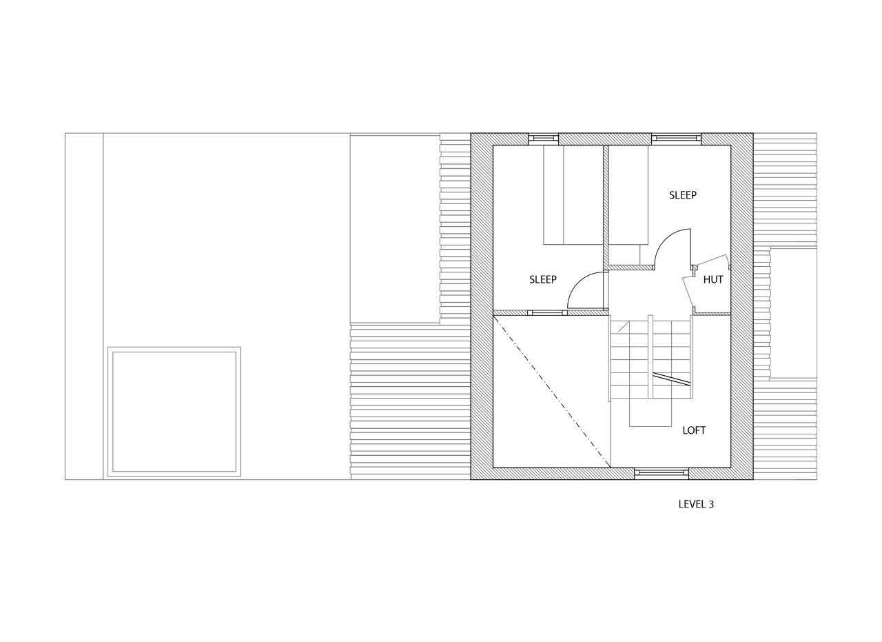 дачные дома проекты