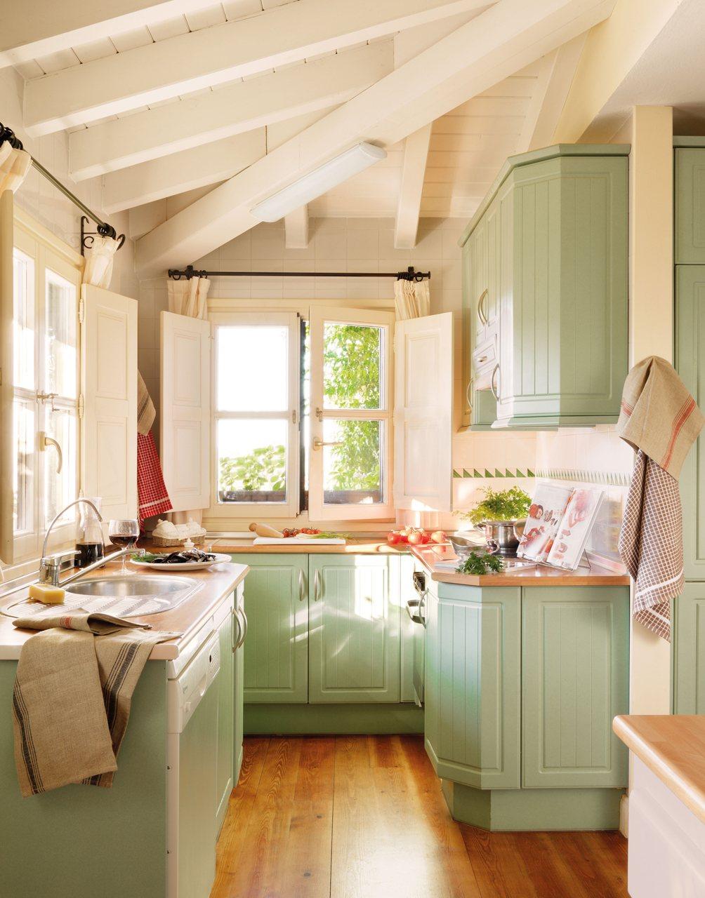 фото дизайн маленькой кухни