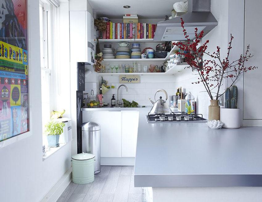маленькие кухни фото дизайн