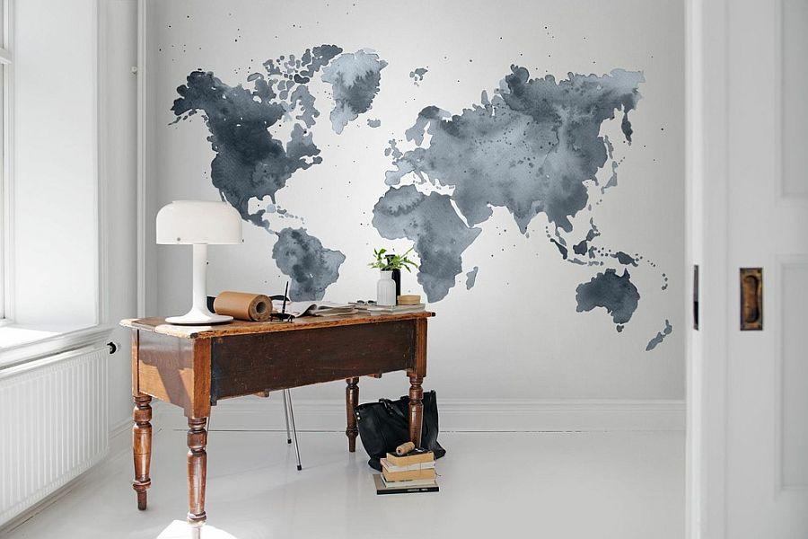 интерьеры кабинетов в квартире