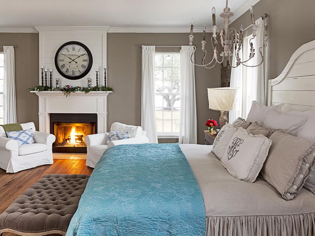 Дизайн спальной комнаты: выбор цвета