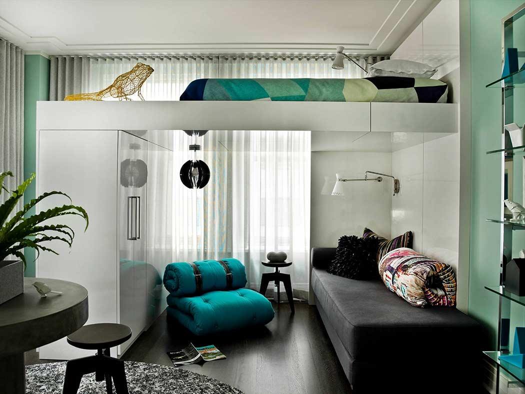 Интерьер маленькой квартиры: хитрости оформления