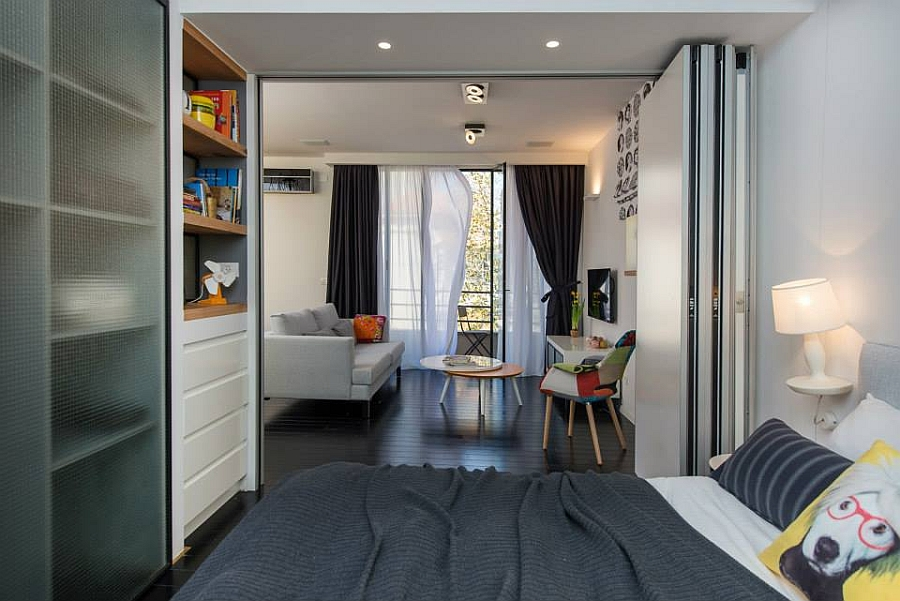 дизайн однокомнатной квартиры 46 кв.м фото