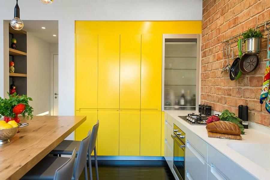 дизайн и интерьер однокомнатной квартиры