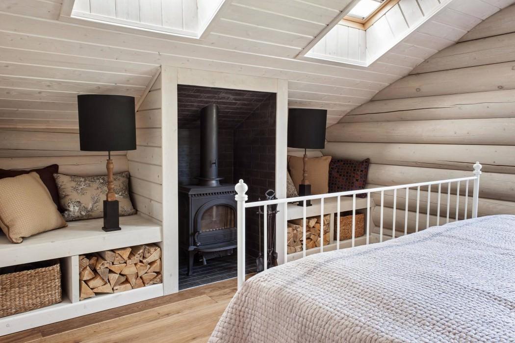 деревянные дома интерьеры фото
