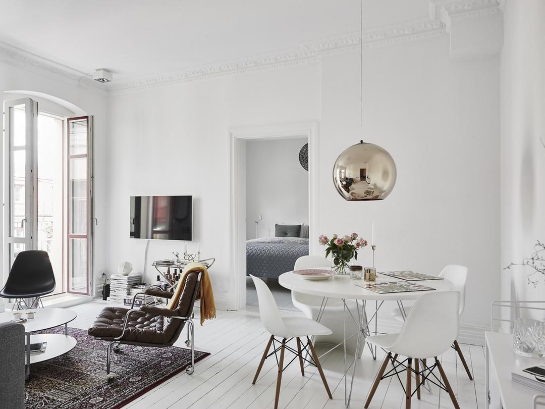 красивый интерьер квартиры фото