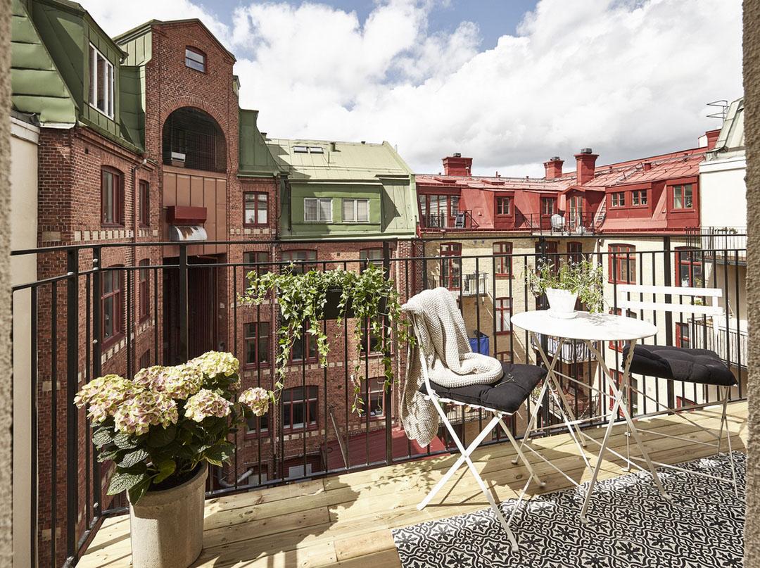 красивый балкон фото