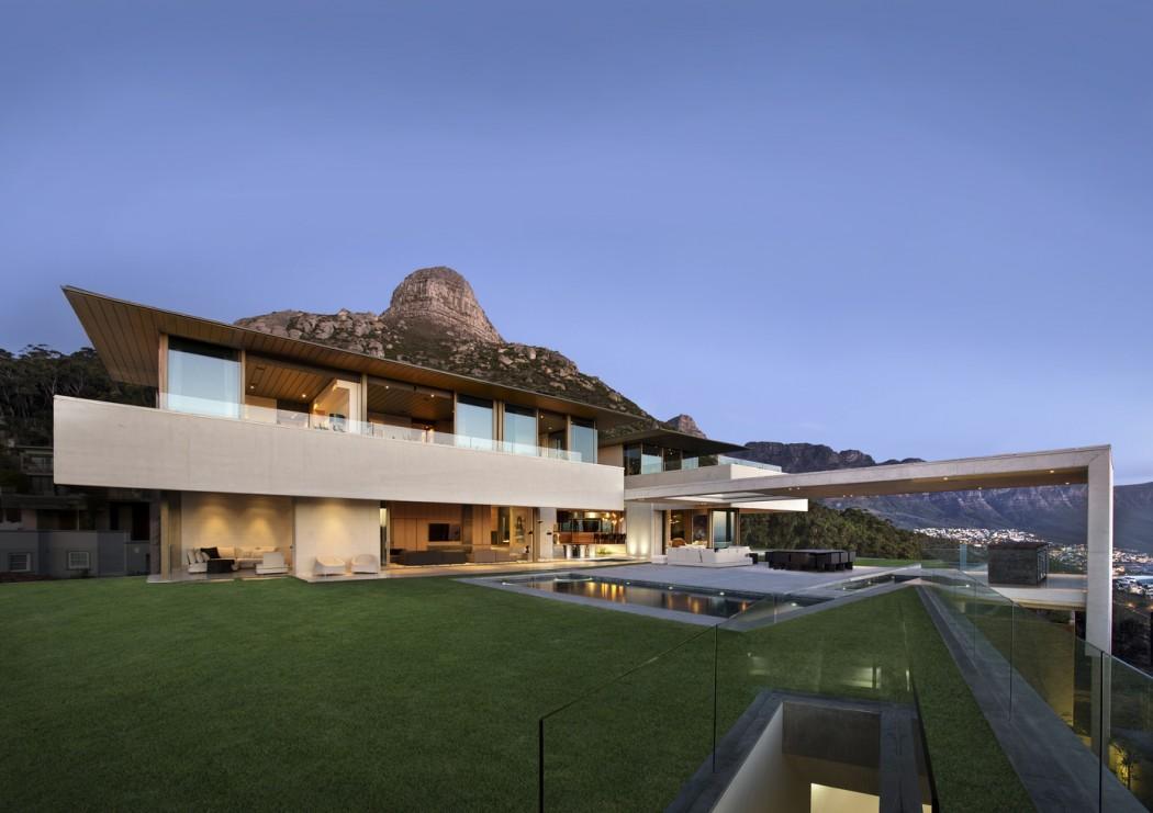 красивый дом фото
