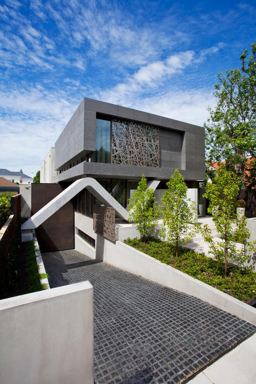 Современный дом из Австралии