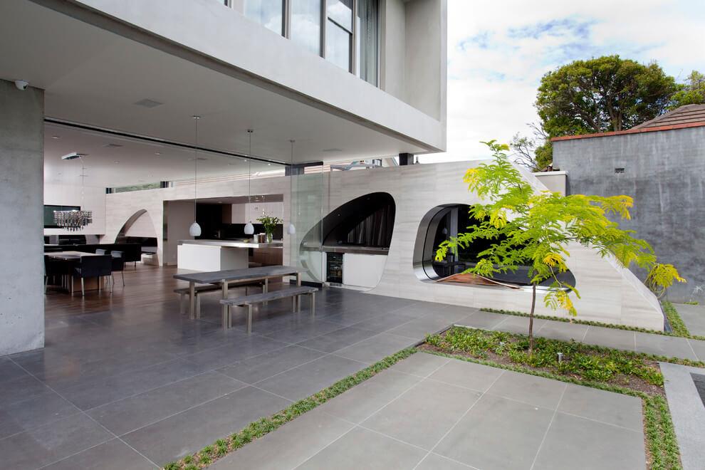 современные дома проекты