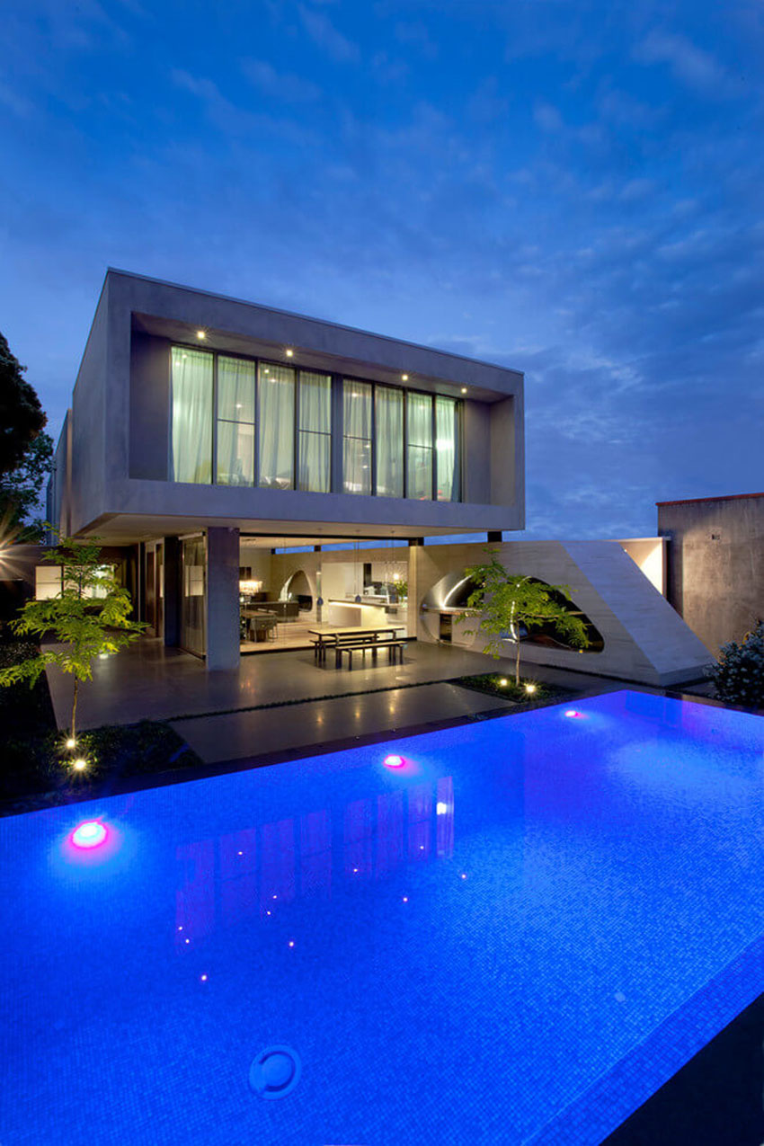 проекты современных европейских домов
