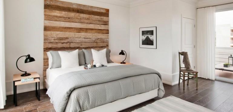 Стильная квартира в белом