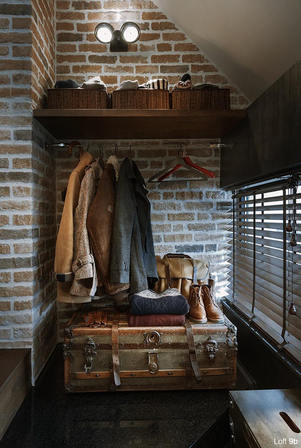 интерьеры квартир в стиле лофт
