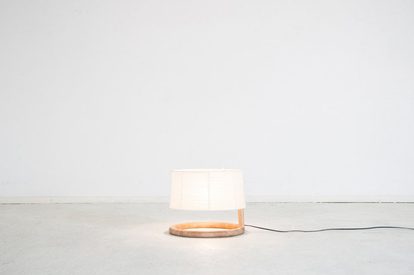 светильники от Kairi Eguchi Design
