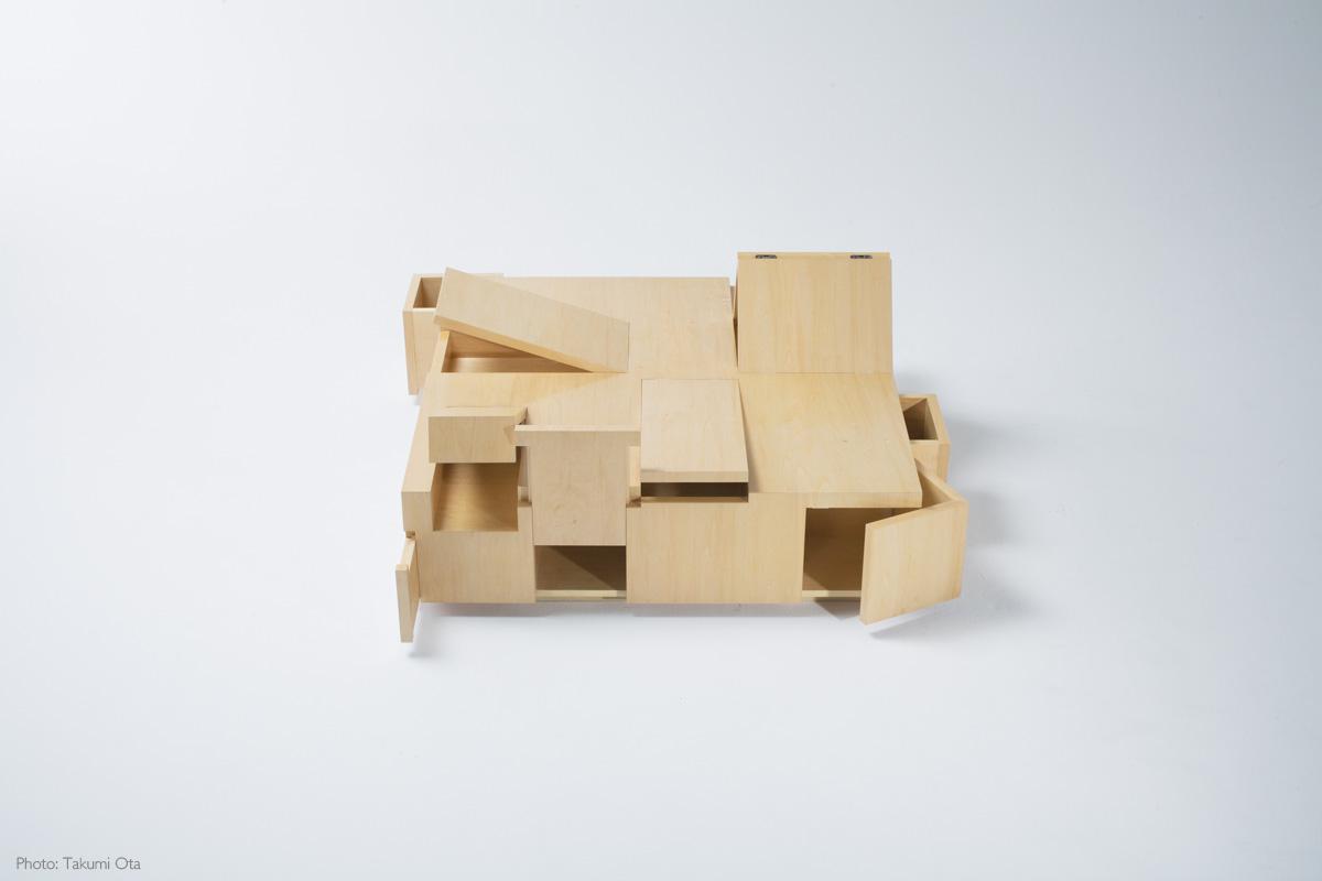 Японский столик KAI TABLE