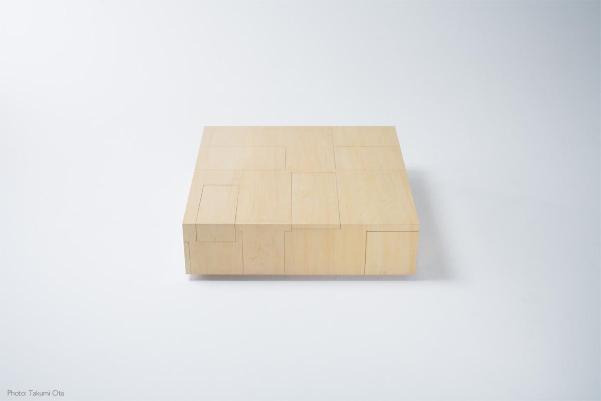 Японский столик KAI TABLE фото