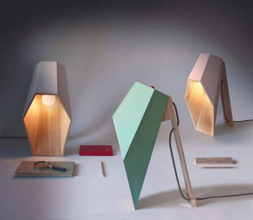 массивный светильник