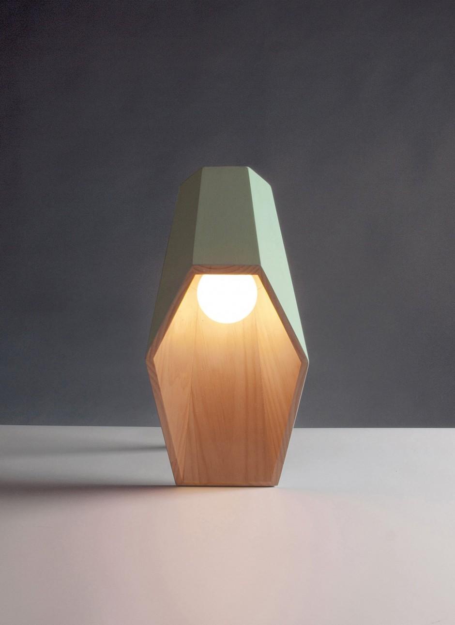 дизайнерский светильник фото