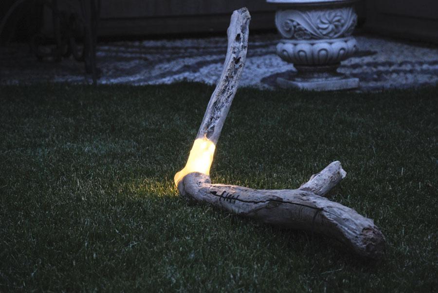 креативный светильник фото