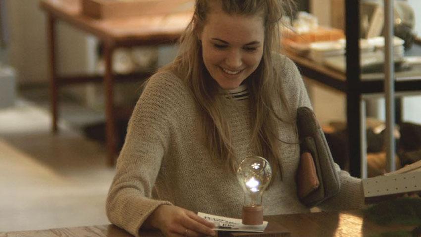 оригинальный светильник фото