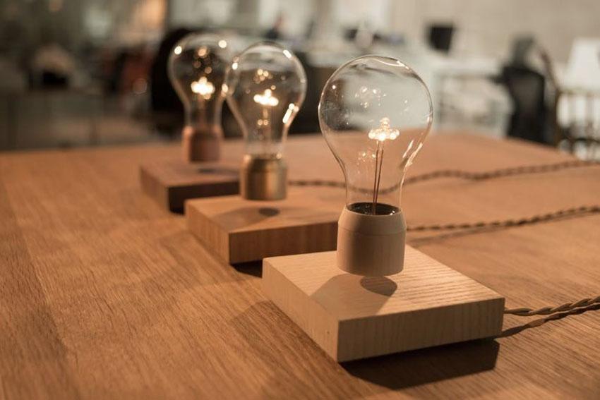 дизайнерские светильники фото