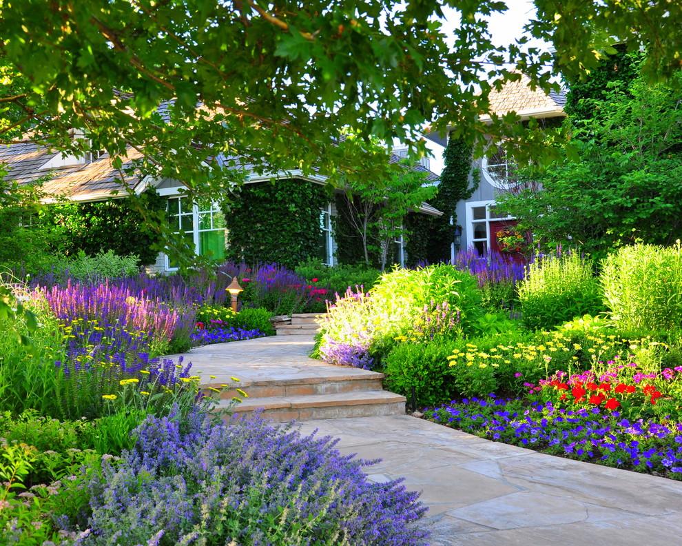 дизайн садовых участков фото