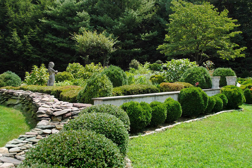 ландшафтный дизайн садовых участков