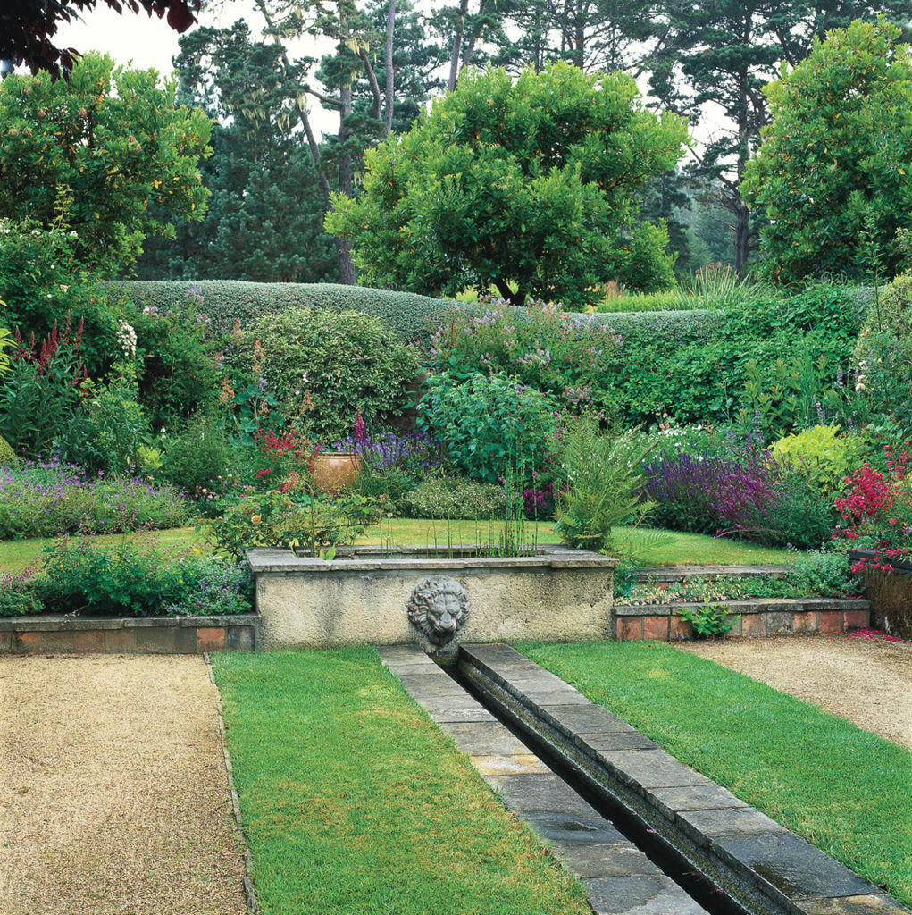 садовый ландшафтный дизайн фото