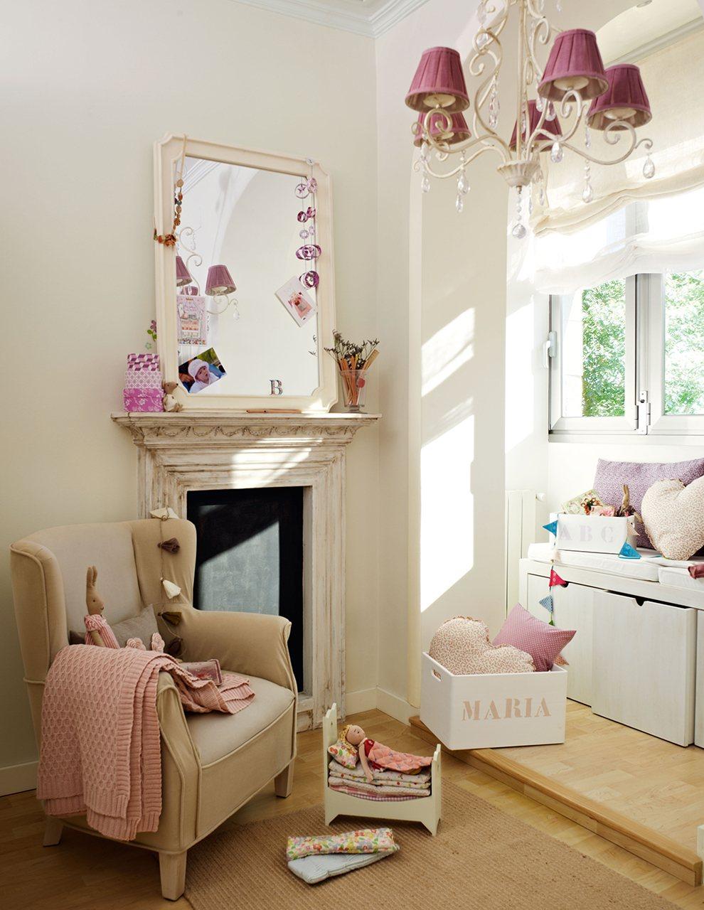 детская комната для девочке