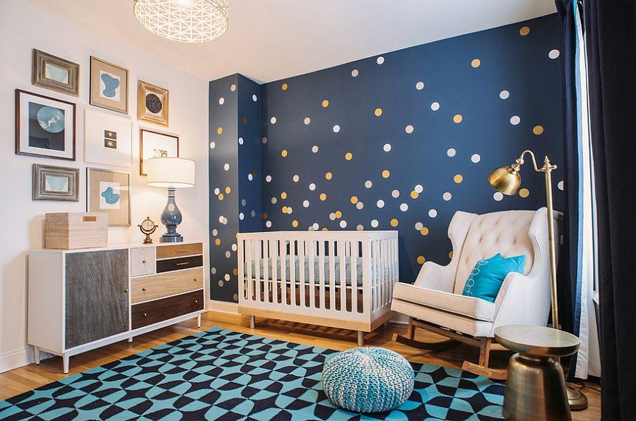 детские комнаты для новорожденных фото