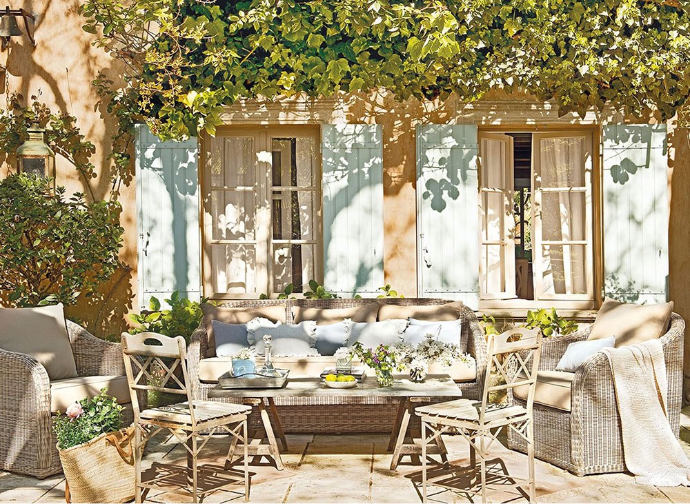 Каменный дом из Прованса