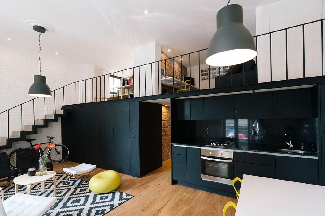 Квартира с неожиданной планировкой