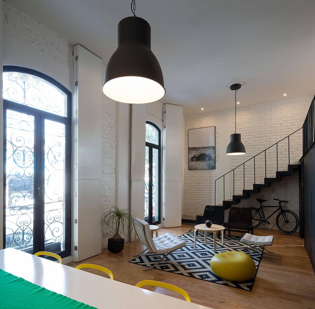 дизайн квартир студий фото