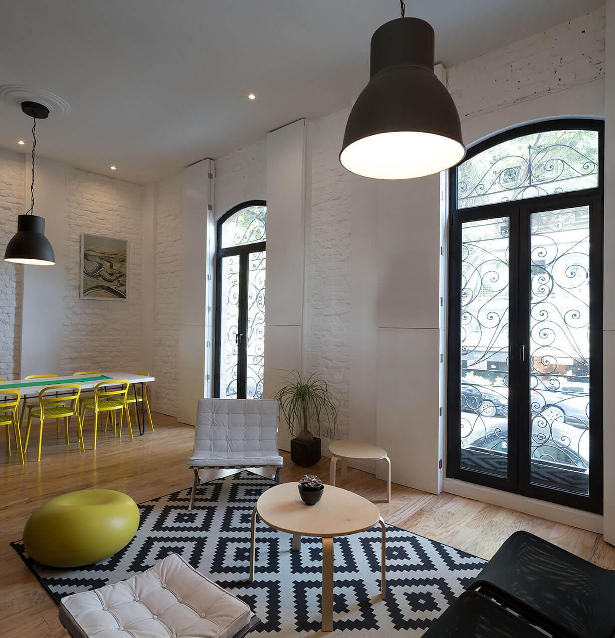 дизайн квартира студия
