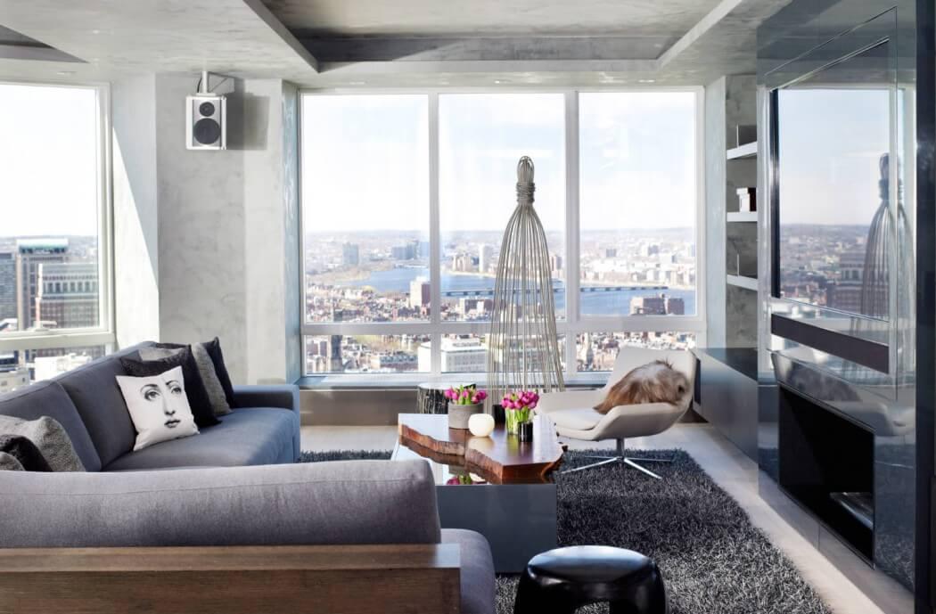 Шикарные апартаменты от ZEN Associates