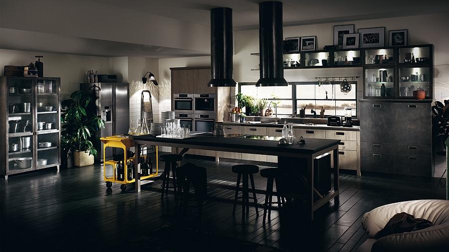кухня современный дизайн