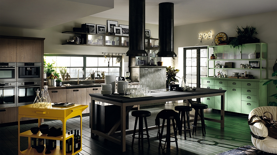 кухни современный дизайн