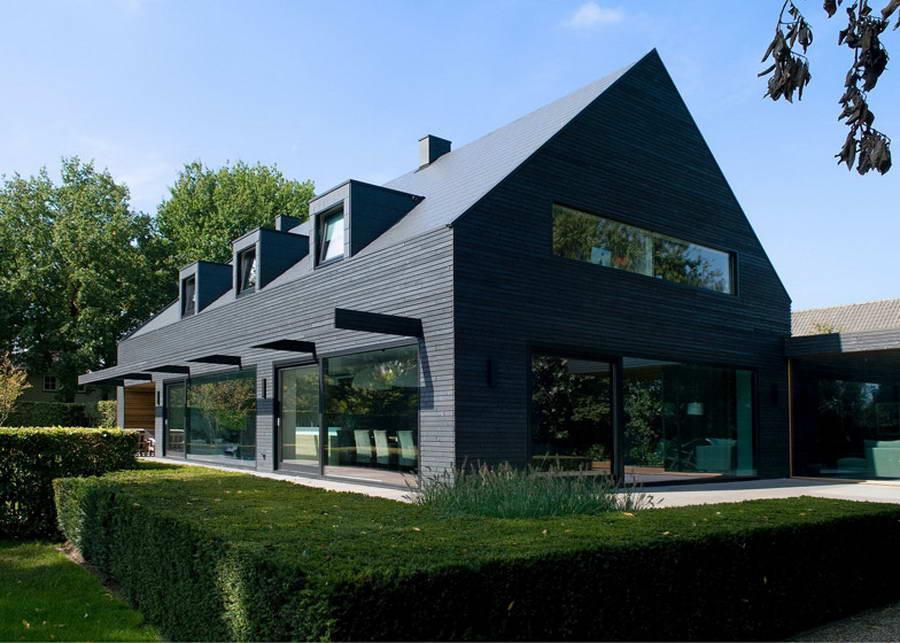 современный проект дома