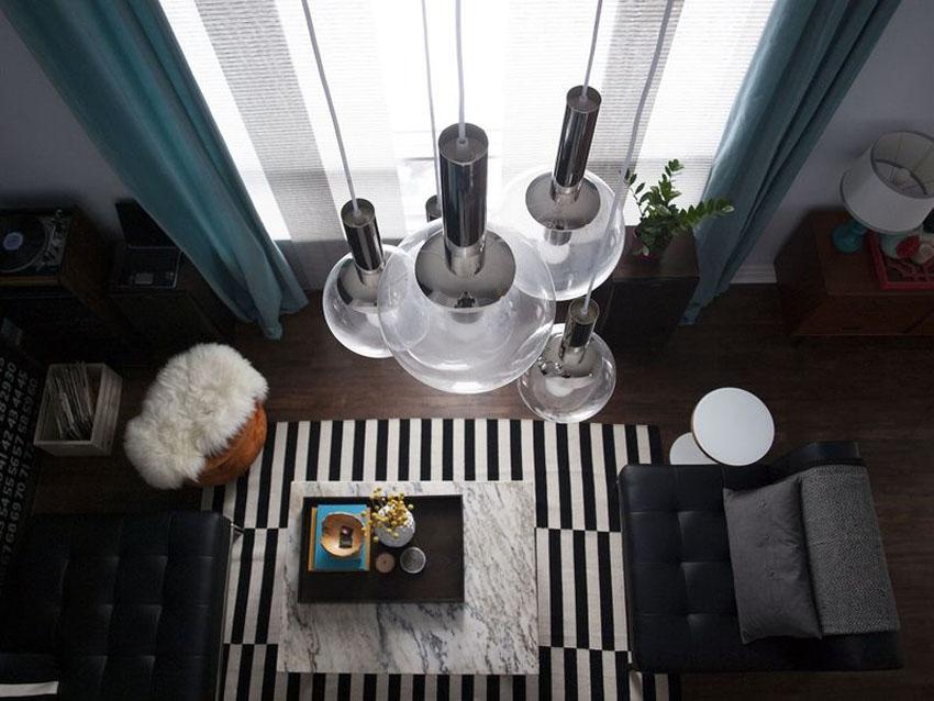 15 гарних підвісних ламп