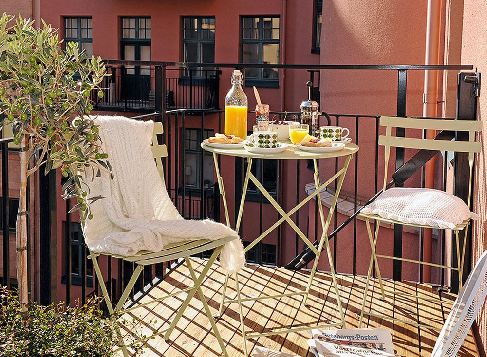интерьеры балконов и лоджий фото